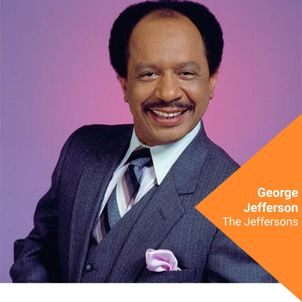 Image of George Jefferson
