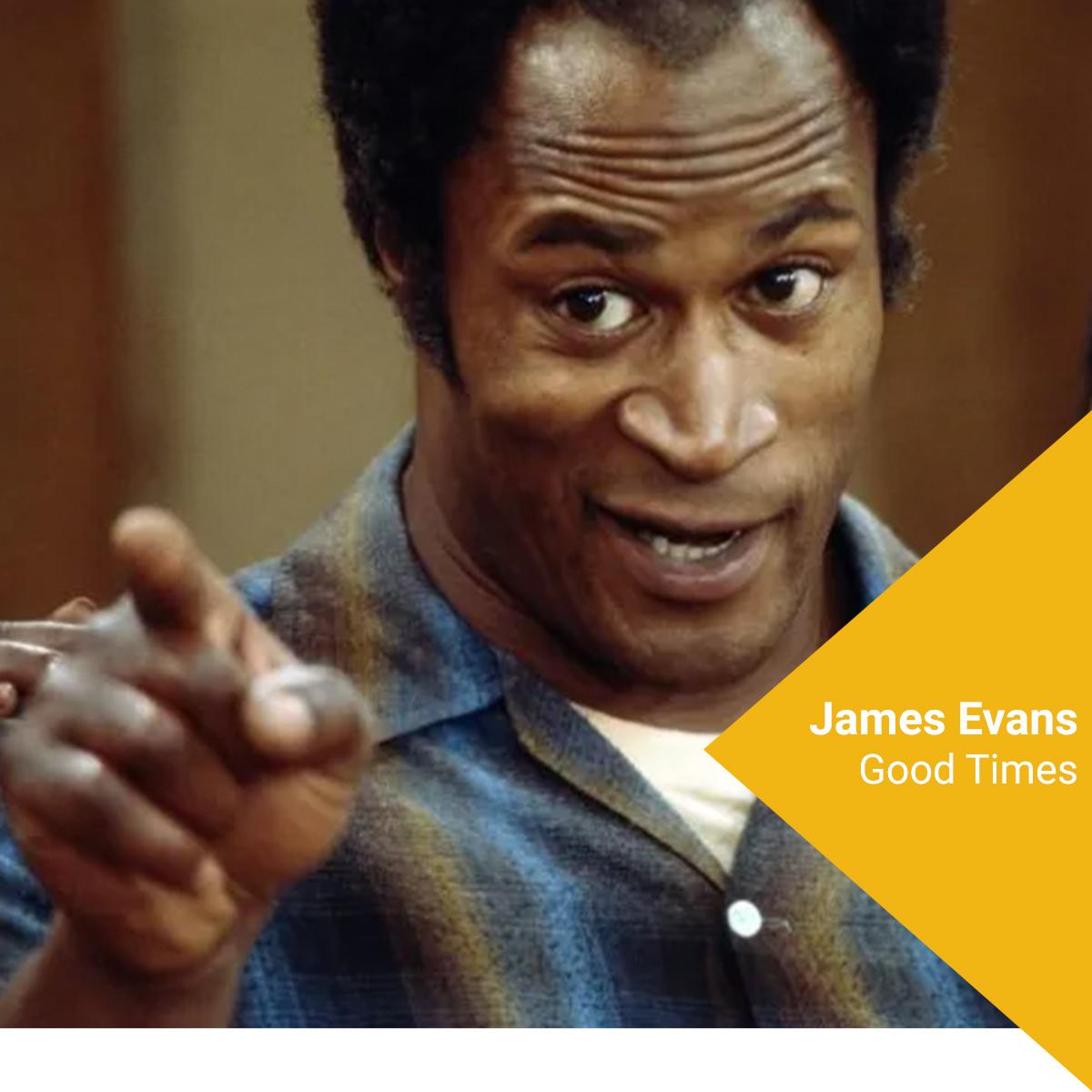 Image of James Evans
